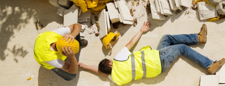 Abogados de Accidentes de Construccion en Commerce Ca